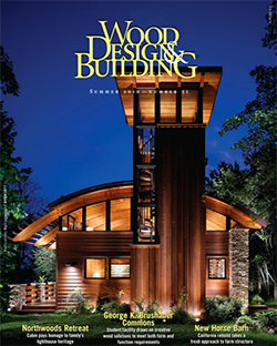 Wood Design & Building Magazine