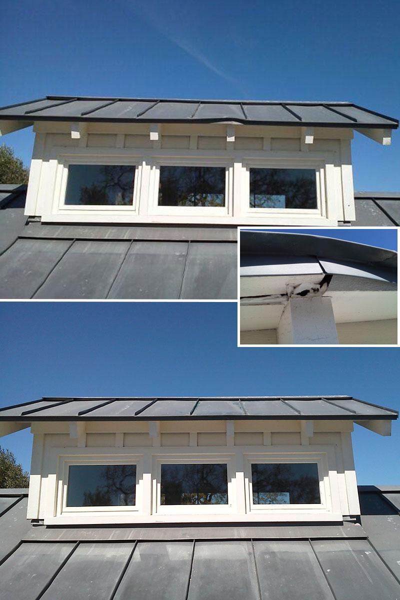 Minor Roof Repair